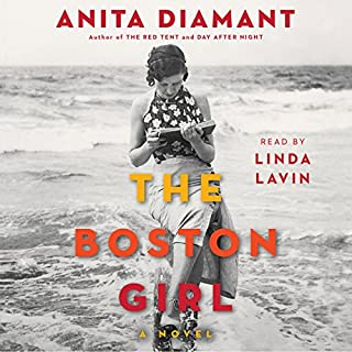 The Boston Girl: A Novel audiobook cover art