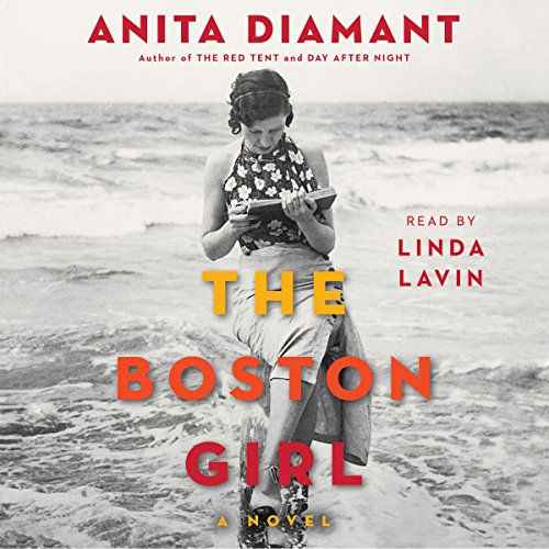 The Boston Girl: A Novel Titelbild
