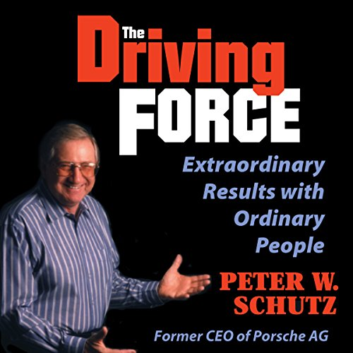 The Driving Force audiobook cover art