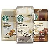 Starbucks Flavored Ground Coffee — Variety Pack —...