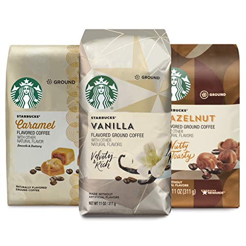 Starbucks Flavored Ground Coffee