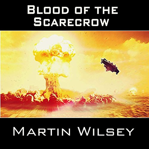 Blood of the Scarecrow cover art
