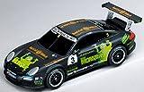 Carrera - 20061216 - Véhicule Miniature et Circuit - Porsche GT3 Cup - Monster FM - U. Alzen - Echelle 1/43