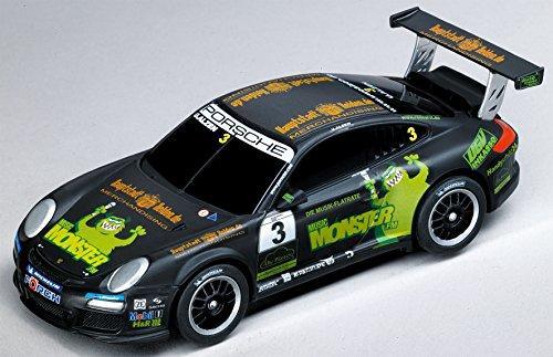 """Carrera GO!!! Porsche GT3 Cup """"Monster FM, U.Alzen"""" 20061216"""