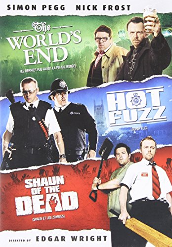 World's End/Hot Fuzz/Shaun of the Dead ( Triple Feature )