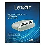 Lexar LRW025URBEU Lettore di schede di Memoria