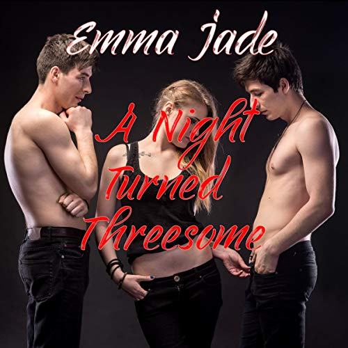 A Night Turned Threesome cover art