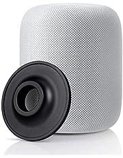 Luxacury HomePod Base Houder voor Apple HomePod luidspreker, antislip, roestvrijstalen beschermvoet voor Apple Homepod, intelligente luidsprekers