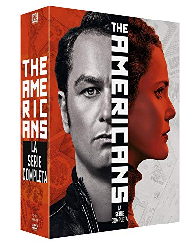 The Americans - serie completa [DVD]