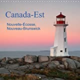 Canada-Est (Calendrier mural 2022 300 × 300 mm Square):...