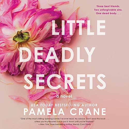 Little Deadly Secrets Audiobook By Pamela Crane cover art