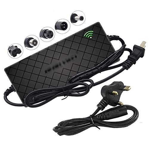 54.6V 2A Adaptador Cargador Corriente Reemplazo para Batería Lithium Li-Ion Li-Poly Cargador para 13 Series 48V Bicicleta Eléctrica E-Bike/Scooter/Hoverboard
