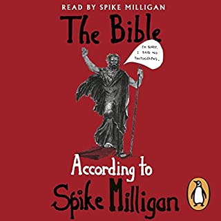The Bible According to Spike Milligan cover art
