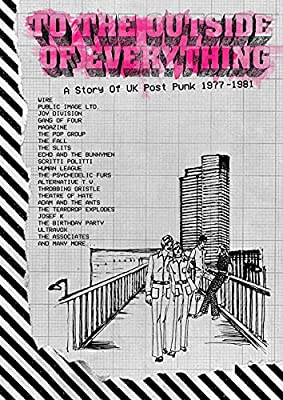 To The Outside Of Everything: Story Of UK Post-Punk 1977-1981 /Various by Cherry Red