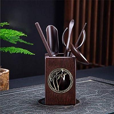 Chinese Gongfu Tea Tool Set, Bamboo Design, Tea Ceremony Accessories, ?????