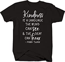 Best kindness is the language the blind can see Reviews