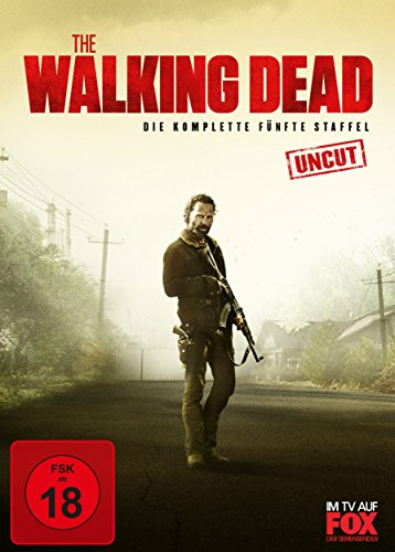 The Walking Dead - Staffel 5 (Uncut) (Limited Postcard Edition) (5 DVDs)