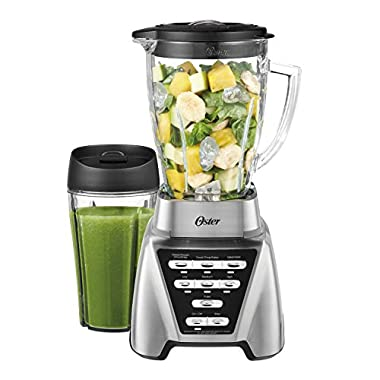 Oster BLSTMB-CBG-000 Pro 1200 Blender Plus 24 oz Smoothie Cup