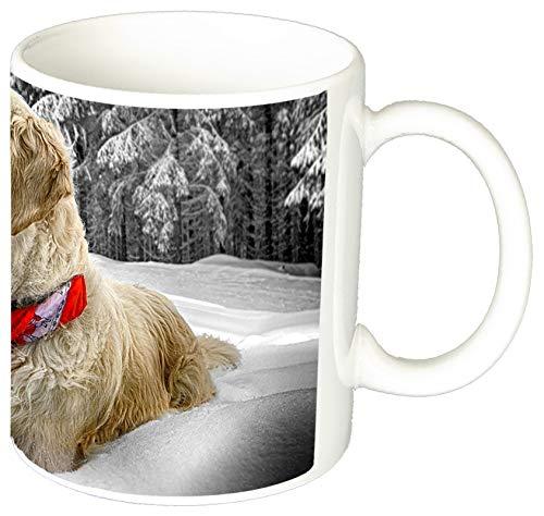 MasTazas Golden Retriever I Tasse Mug