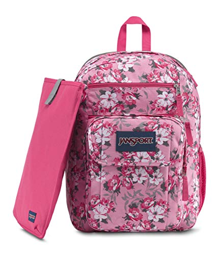 JanSport JS00T69D3H0 Digital Student Laptop Backpack, Prismpinkprettyposey