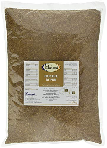 Makana Bierhefe BT PUR, 1,5 kg Beutel (1 x 1,5 kg)