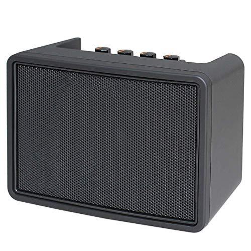 ZXCV Portátil Amplificador de Guitarra de Guitar Amp Mini Altavoz (Enviar un Regalo Sorpresa)