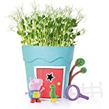 Peppa Pig PP102 Grow & Play Peppa Pots George Kids Animal & Insectos Hábitat Kits, Multi