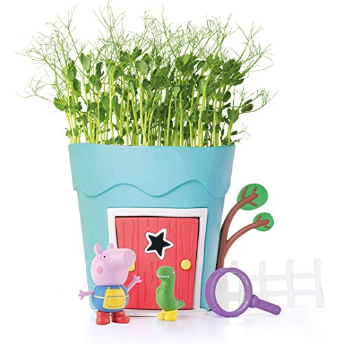 Peppa Pig PP102 Kids' Animal & Insect Habitat Kits, Multi