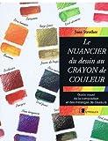 Le nuancier du dessin au crayon de couleur : Guide visuel de la composition et des mélanges de couleurs