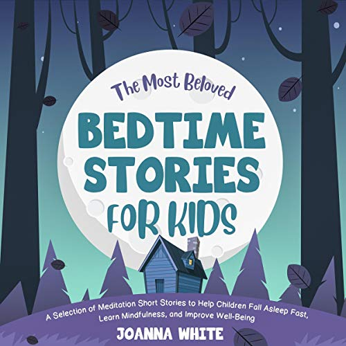 The Most Beloved Bedtime Stories for Kids cover art