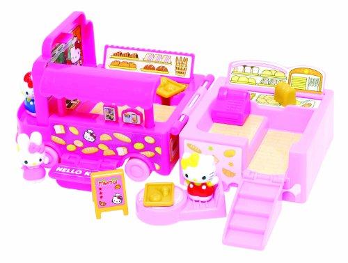 Hello Kitty Mini Fornaio+ Gelateria Gioco 290202
