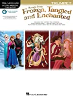 Songs from Frozen, Tangled and Enchanted: Trumpet (Hal Leonard Instrumental Play-along)