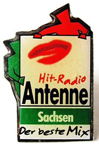 Hit-Radio Antenne Sachsen - Pin 25 x 16 mm