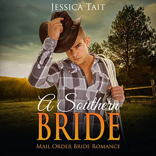 A Southern Bride (Mail Order Bride Romance) audiobook cover art