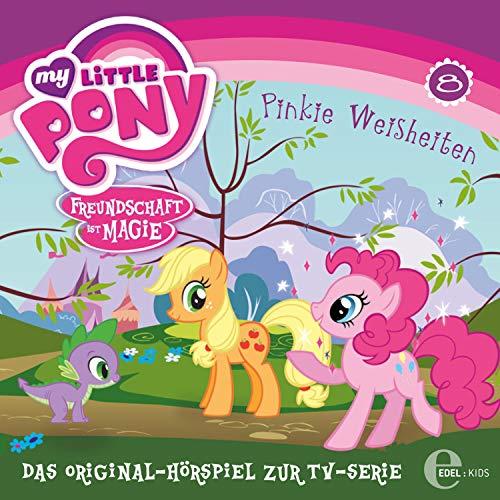 Pinkie Weisheiten / Rainbows großer Tag. Das Original-Hörspiel zur TV-Serie Titelbild