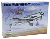 ホビーボス 1/48 エアクラフトシリーズ フォッケウルフ Fw190D-12 プラモデル