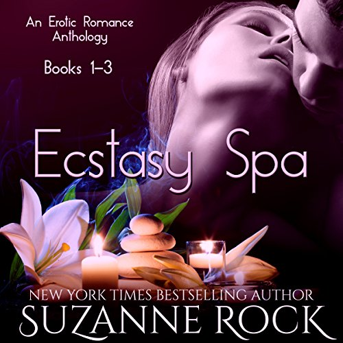 The Ecstasy Spa audiobook cover art