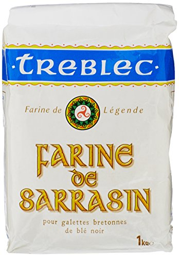 Treblec Farine de Blé de Sarrasin 1 kg