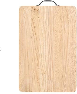 無臭 26 * 30分の38 * 40センチメートルカッティングボードオークキッチン糊ボード家庭用まな板 なめらか (Size : 30*40cm)