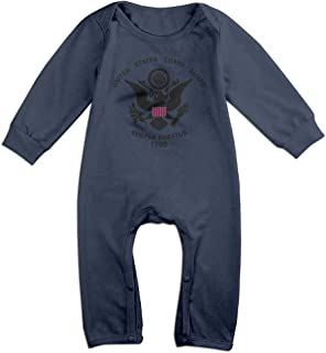 United States Coast Guard 1790 Child Fashion Jumpsuit Bodysuit Jumpsuit Outfits Jumpsuit Casual Clothing