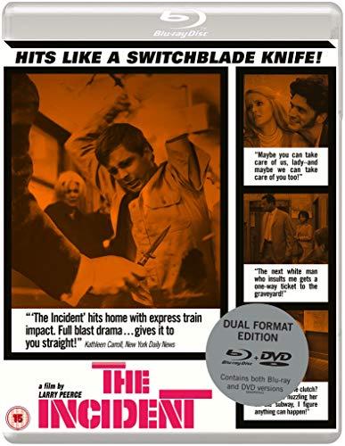 The Incident (Eureka Classics) Dual Format (Blu-ray & DVD) edition