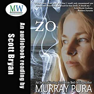 Zo      Saint Zoya's Dance, Book 1              By:                                                                                                                                 Murray Pura                               Narrated by:                                                                                                                                 Scott Bryan                      Length: 4 hrs and 41 mins     Not rated yet     Overall 0.0
