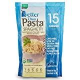 """100% CERTIFIED ORGANIC: Our noodles are USDA Organic, Kosher, Gluten-Free, and Vegan. You can be sure that Better than Noodles is the perfect """"pasta"""" for Keto, Vegetarian, Vegan and Paleo diets. SIX PACK FOR THE ULTIMATE VALUE: At Better than Foods w..."""