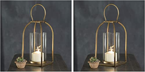 wholesale CTW Home Collection Small popular Tribeca Lantern online (2) outlet online sale