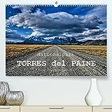 Nationalpark Torres del Paine, eine Traumlandschaft (Premium, hochwertiger DIN A2 Wandkalender 2022, Kunstdruck in Hochglanz): Torres del Paine, einer ... Südamerikas. (Monatskalender, 14 Seiten )