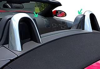 Jaguar F-Type Convertible Plexiglass Rear Window (Wind Deflector)