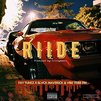 Riide (feat. Blvck Maverick & Vibetribe Fin)