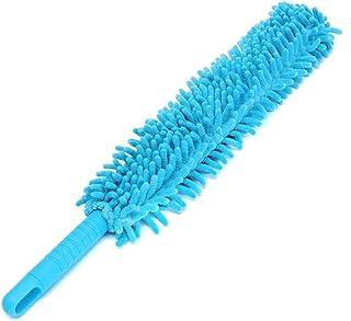 Reinigungsbürste für Autoreifen, flexibel, weiche Mikrofaser Chenille, lange
