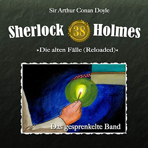 Das gesprenkelte Band audiobook cover art