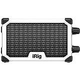 IK Multimedia iRig Nano Amp pocket guitar amplifier with integrated iRig circuit (white)